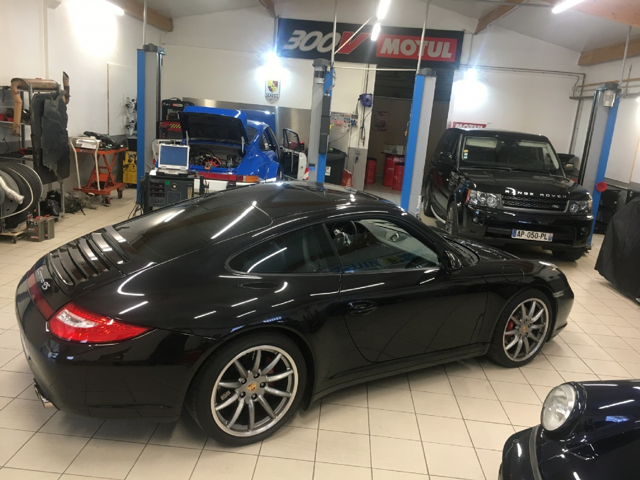 Photo  PORSCHE 997 CARRERA 4S phase 2 - PDK