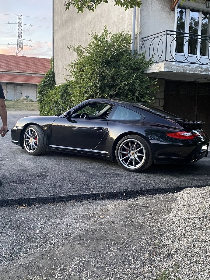 Photo  PORSCHE 997 CARRERA 4S phase 2 - PDK 2